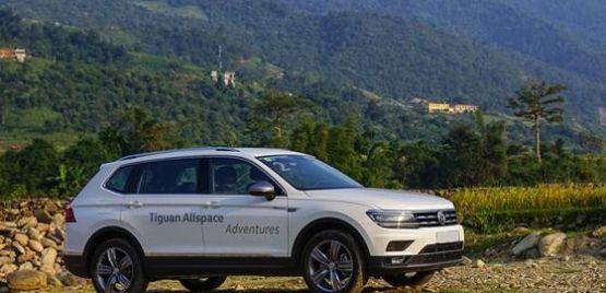 Volkswagen Tiguan Allspace – xe Đức thực dụng cho người Việt