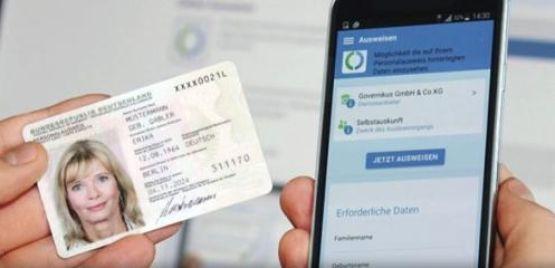 Đức sẽ cho dùng iPhone thay thẻ căn cước