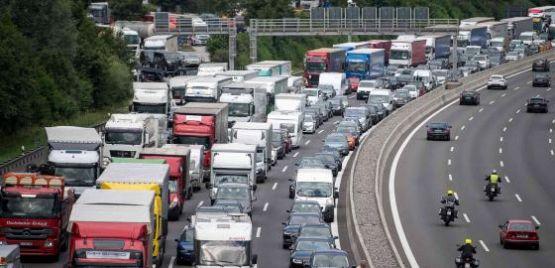 Sống ở Đức: Hình phạt khi lái xe trái phép
