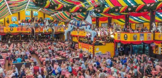 Những lý do không thể bỏ qua Lễ hội bia lớn nhất nước Đức